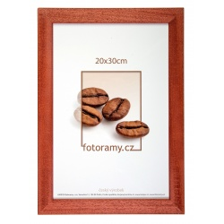 Drevený fotorámik DR011K 15x20 03