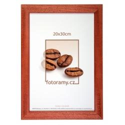 Drevený fotorámik DR011K 20x30 03
