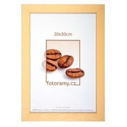 Dřevěný fotorámeček DR011K 9x13 04