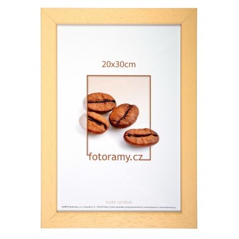 Drevený fotorámik DR011K 13x18 04