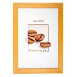 Drevený fotorámik DR011K 13x18 05