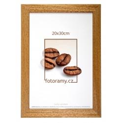 Drevený fotorámik DR011K 20x30 06