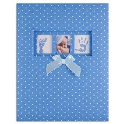 Detský fotoalbum 10x15/300 DREAMLAND modrý
