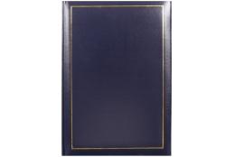 Neutrálny fotoalbum 10x15/300 foto TRADITION modrý