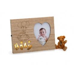 Detský fotorámik s LED podsvietením
