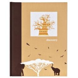 Samolepiaci fotoalbum 25x32/30stran DISCOVERY Baobab