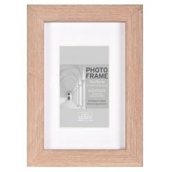 MDF fotorámik 10x15cm BLOCK FRAME dub